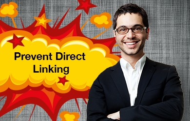 Prevent Direct Linking